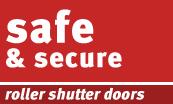 Safe & Secure Roller Shutters Logo